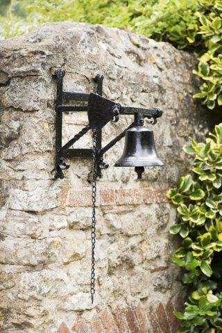 Old bell at Notley Abbey