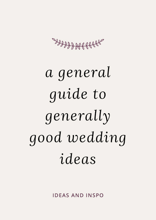 Cover image for unusual wedding ideas blog post