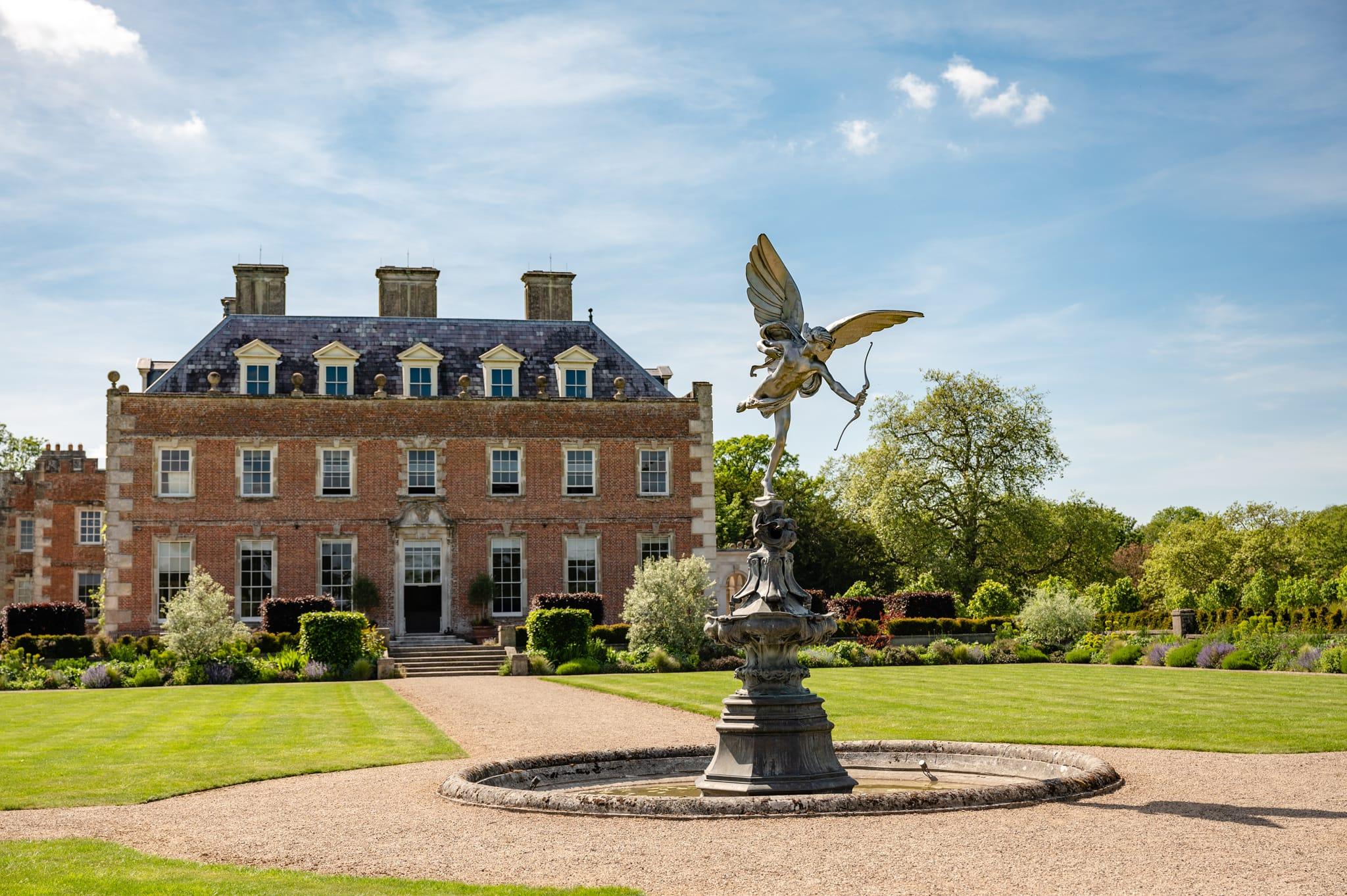 St Giles House wedding venue in Dorset